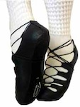 Click for full size image - Shannon Irish Dance Soft Shoes